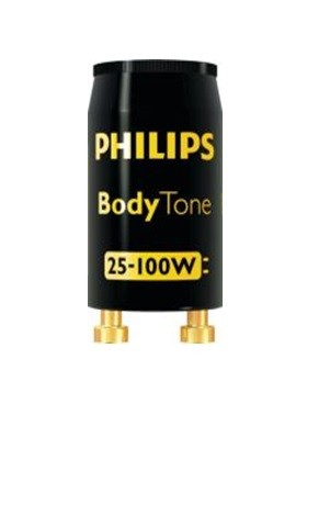 Philips Body Tone Starter 25 - 100 W